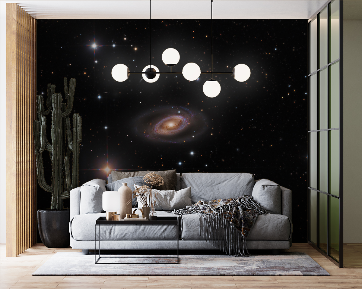 Fototapeta - Galaktyka spiralna - fototapeta.shop