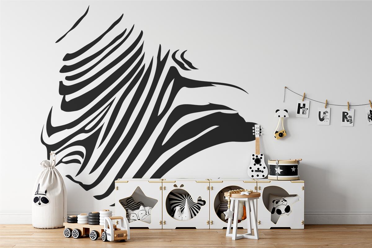Fototapeta - Pasy zebry - fototapeta.shop