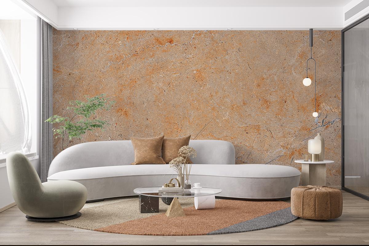 Fototapeta - Marmur piaskowy z pęknięciami - fototapeta.shop