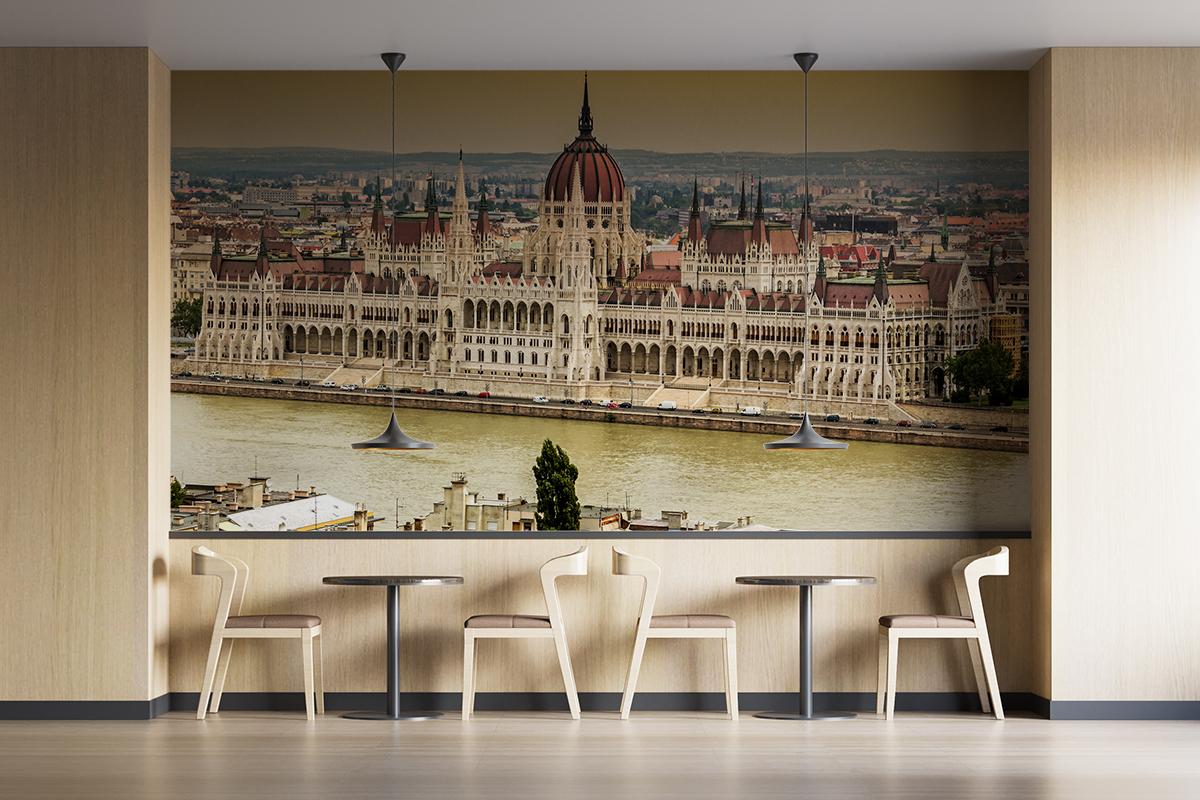 Fototapeta - Parlament w Budapeszcie - fototapeta.shop