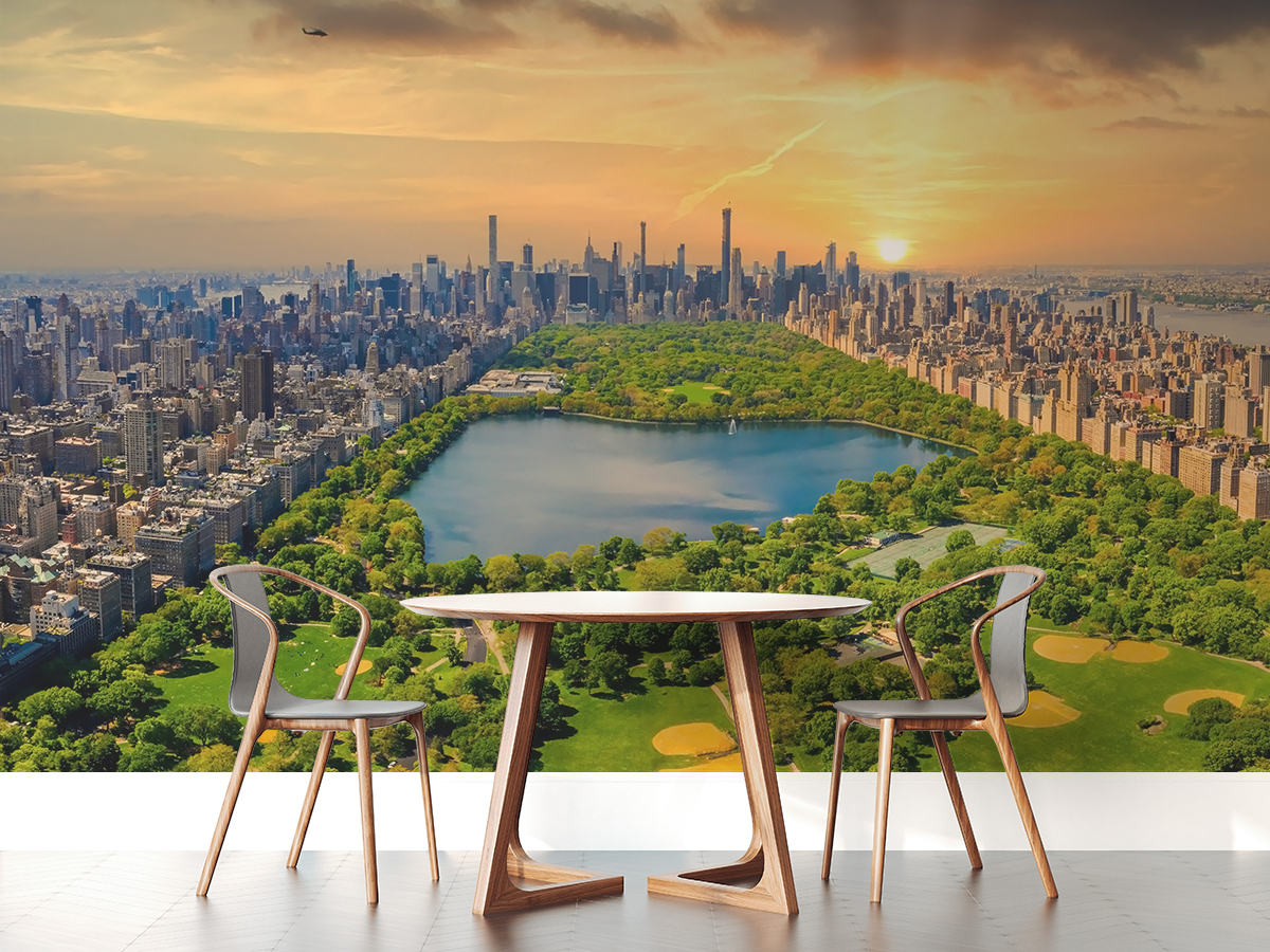 Fototapeta - Central Park Nowy Jork - fototapeta.shop