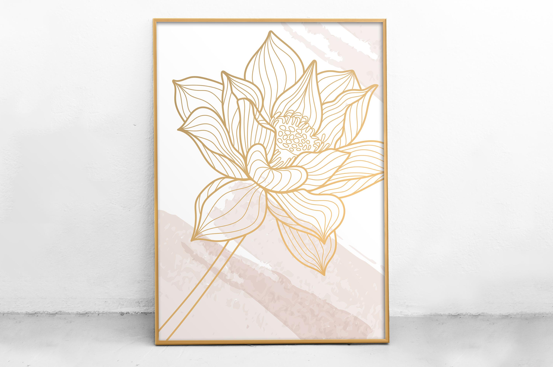 Plakat - Blada orchidea - fototapeta.shop
