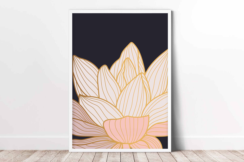 Plakat - Orchidea - fototapeta.shop