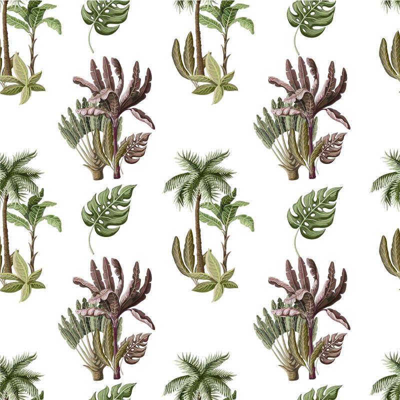 Tapeta - Palmowe wyspy - fototapeta.shop